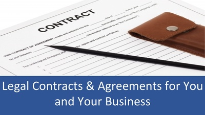 Draft for you a Professional and Binding Legal Agreement or Contract in 48 Hours