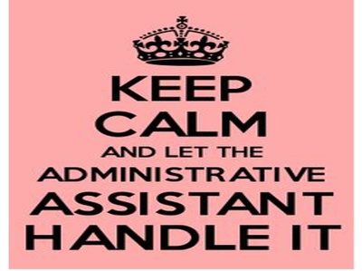 Be your admin assistant for a variety of different tasks