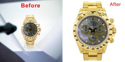 Remove background of 20 photos