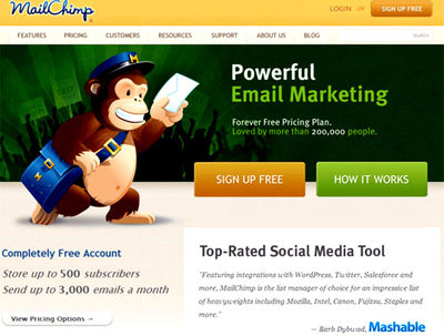 Build a high quality HTML email template / mailchimp to help you market your business