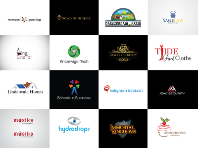 Design Eyecatching & HighQuality Logo With 3+ Different Designs & Unlimited Revisions