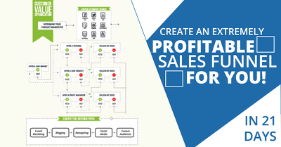 Build you a highly profitable digital sales funnel