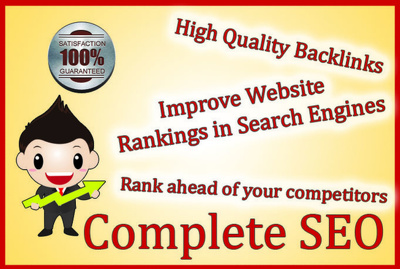 Rank your website higher in Google with Best SEO