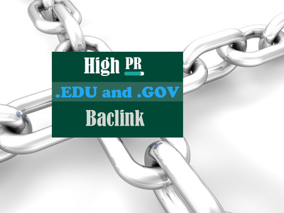 Create 5000 GOV and EDU Live backlinks high PR - 2015 Google rank method - extras