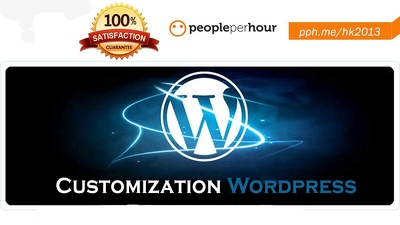 Premium Wordpress  Theme Customization or Customize Woocommerce Theme