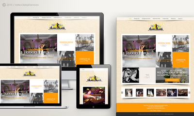 Create Fully Customized Responsive Wordpress site