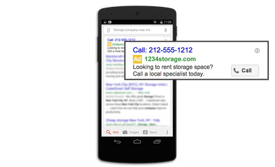 Drive More Phone Calls to your Business with Google AdWords Call-Only Ads