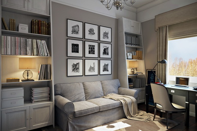 Make photorealistic interior visualisation according to your plan and specs