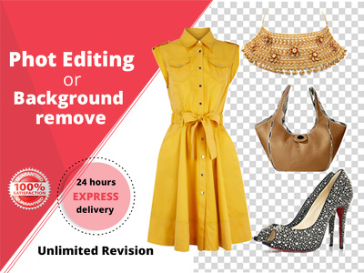 Photo editing (10 image) by photoshop with unlimited revision