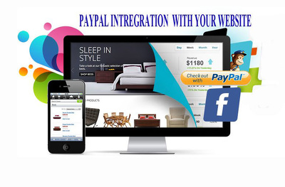 Paypal integration with your website extremely