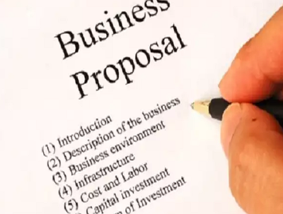 Write a perfect business proposal