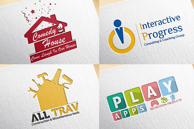 Design your logo with unlimited revisions
