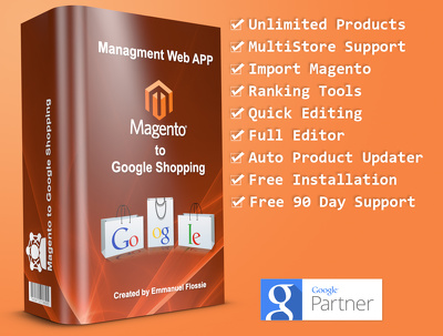 Export Magento to Google Shopping