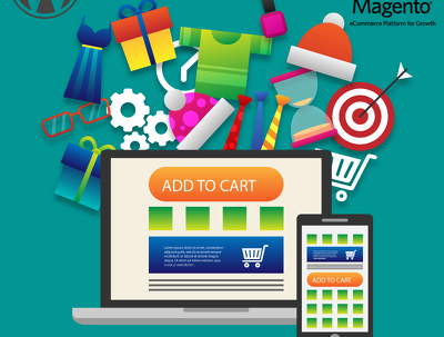Setup Magento/Wordpress with Responsive design