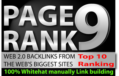 Create 80 High Pr SEO Backlink For Fast Website Ranking