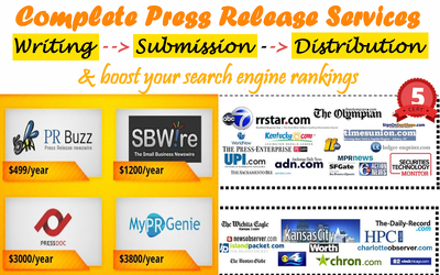Do Search engine optimized press release Writing , Submission & Distribution