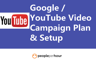 Setup a YouTube Video Advertising Campaign