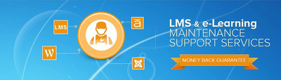 8 hours support for your LMS/eCourse