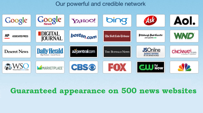 Provide media coverage to your crowdfunding campaign