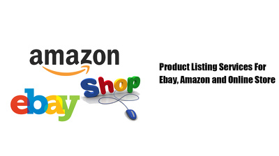 Upload products on ebay with attractive title and optimized Descriptions