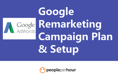 Setup a Google Remarketing campaign on AdWords