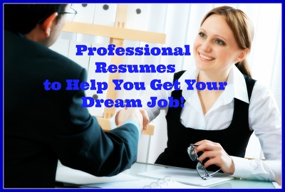 Write a professional CV or Resume that will help you to get your dream job