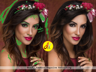 Do Professional Fashion Retouch Magazine Retouch Portrait Retouch