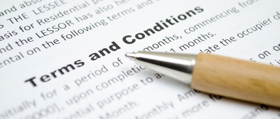 Draft Terms and Conditions and Privacy Policy for Website or App