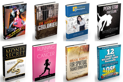 design a Professional Book and EBook Cover