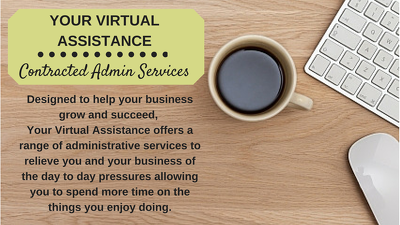 I can provide Virtual Assistance or Administrative support for 2 hours