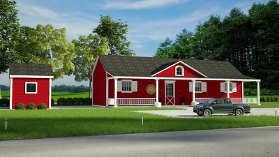 Design a county retail/ a sweet inviting country store