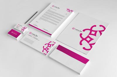 Design your business card + Letterhead + Folder + Envelop + Invoice + 2 Free mock ups