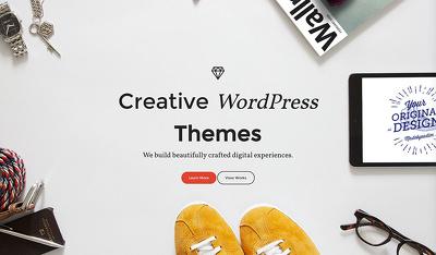 Develop Fully Responsive Creative WordPress Website +1 Year of Hosting +Premium LOGO