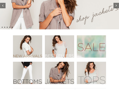 design and develop bespoke eCommerce store