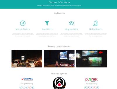Develop a classified website