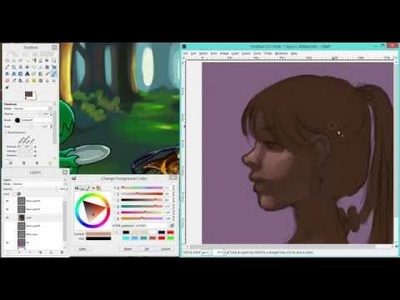 Give a 1-hour Art Lesson Online (Live or Recorded Video)