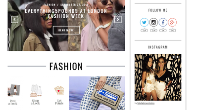 Publish Guest Post on Fashion Lifestyle Blog & Social Media Exposure -Link Building