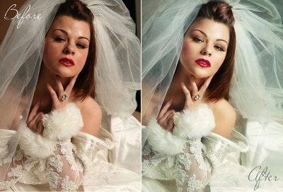 Glamorous & Pixel-Perfect Retouch of your Photo