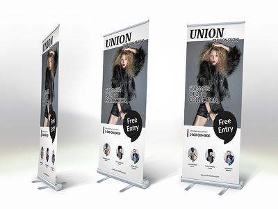 Design Roll Up Banner