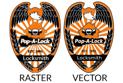 Convert your logo to VECTOR professionally in 24 hours before