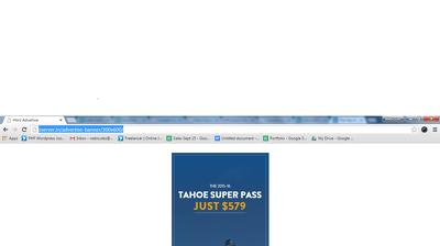 Design 1 HTML5 banner