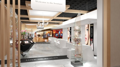 Design a Pop up Kiosk for your brand/ in Mall or ...