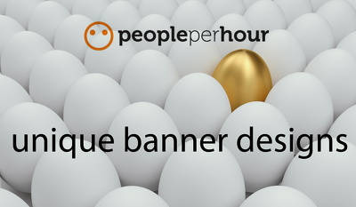 Design your unique and beautiful Peopleperhour (PPH) profile banner
