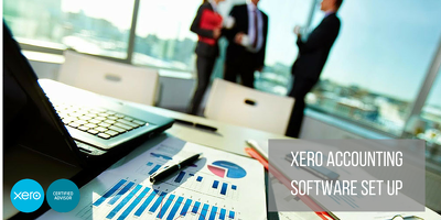 Set up Xero accounting software for your business