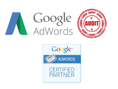 Audit your Google Adwords Account & list recommendations to improve the performance