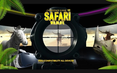 Virtual Reality of Safari Park