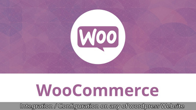 Integrate, configure WooCommerce for any wordpress site