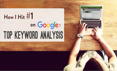 Analyse 1 Keyword And Create 42 Pages Report To Rank It Top 1