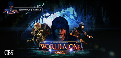World Alone Game Full Action Advanture Game Template Reday Now Just Single Click