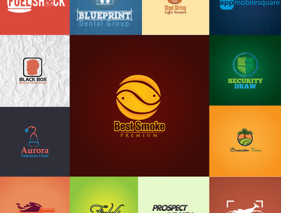 Design unique logo with Unlimited modifications in a day